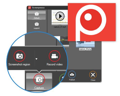 【Windows】スクリーンショットを撮るなら【ScreenPresso】が無料で高機能でオススメ